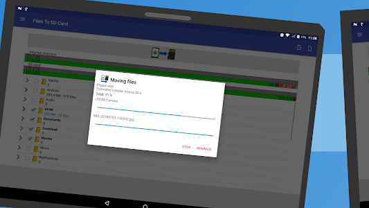 Files To SD Card 1.58 APK
