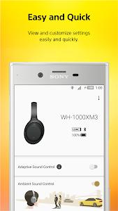 Sony   Headphones Connect 4.1.0 APK
