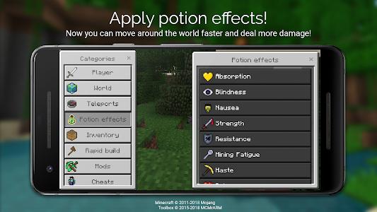 Toolbox for Minecraft: PE 4.4.1 APK