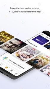 Vidio - Nonton Video, TV & Live Streaming Gratis 4.0.7 APK