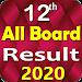 Download All Board 12th Results - All Board Result 2020 APK