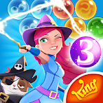 Cover Image of Download Bubble Witch 3 Saga APK