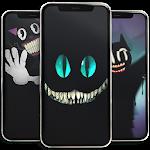Download Cheshire Cartoon Cat Wallpaper APK