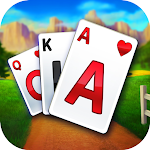 Download Download Solitaire Grand Harvest – Free Tripeaks Solitaire APK For Android