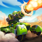 Download Download War Wheels – Like a 1980's Tank Game APK For Android