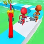 Cover Image of Download Epic Rope Run Fun Race 3d Game APK