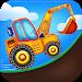 Download Kids Builder Trucks-Repair,Wash,Fuel Driving Game APK