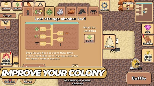 Download Pocket Ants: Colony Simulator APK