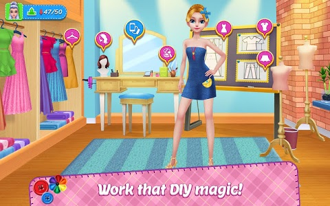 Download DIY Fashion Star - Design Hacks Clothing Game APK