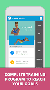 Download 7 Minute Workout - Weight Loss APK