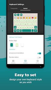 Download Rockey Keyboard -Transparent Emoji Keyboard APK